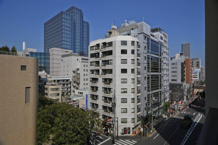 Only 4 minutes walk from Ikebukuro  - Toshima - Appartement