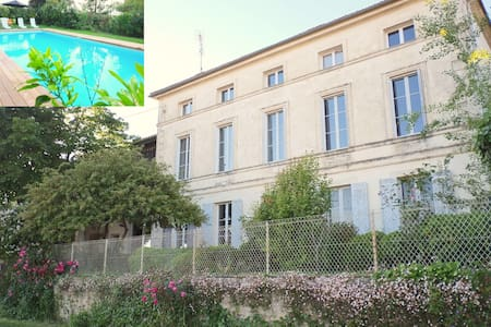 Suite  avec piscine - Barie - Bed & Breakfast