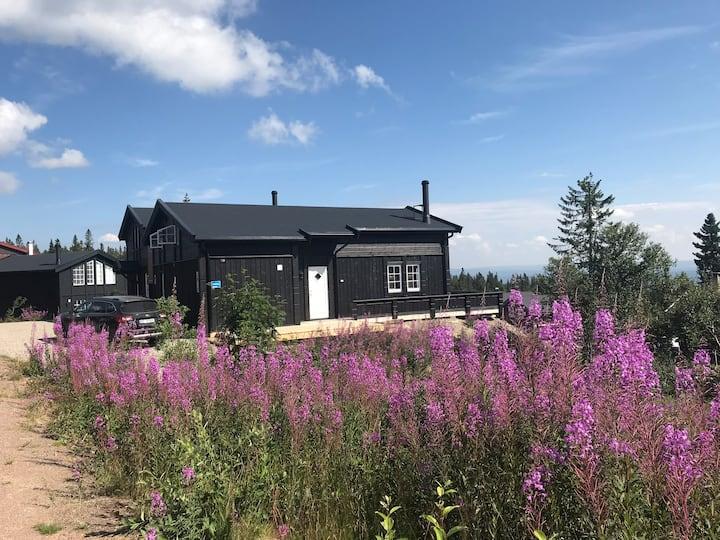 Trysil - Romslig hytte med høy standard