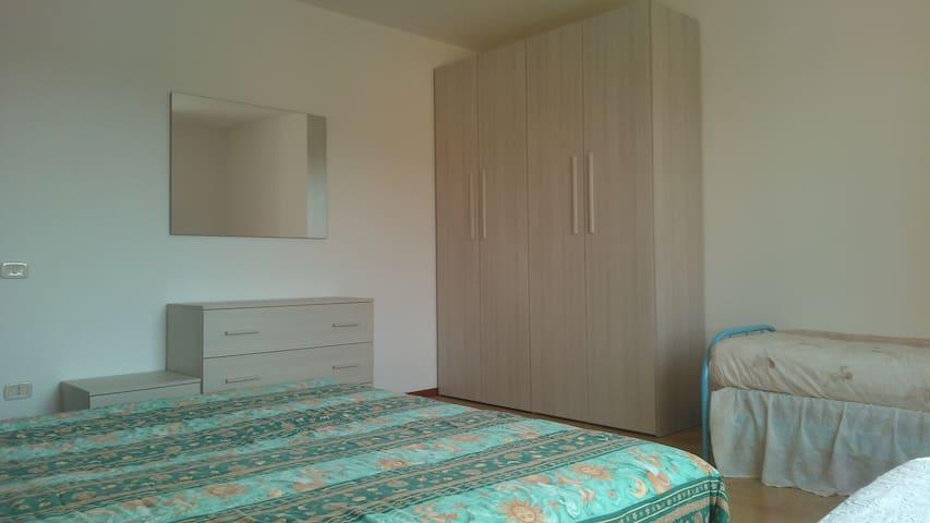 La mansarda di Sabrina ! - Pesaro - Apartament