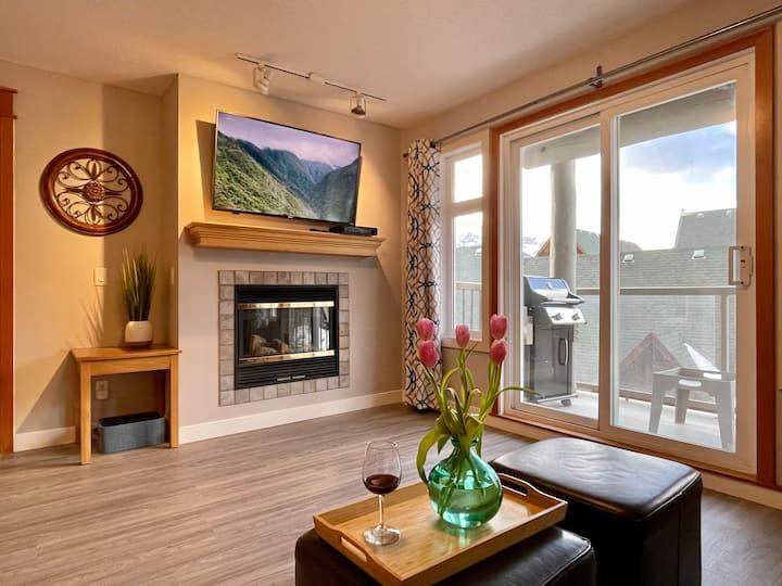 Mountain View/Newly Reno Lodge/1BD/Kitchen/Patio