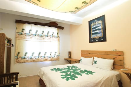 Private Room for 6-person - Manzhou Township