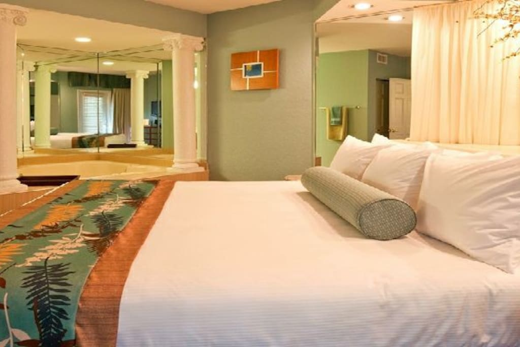 Master Bedroom Insuite w/whirlpool spa tub