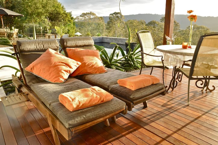 Luxury Gold Coast Hinterland Villa