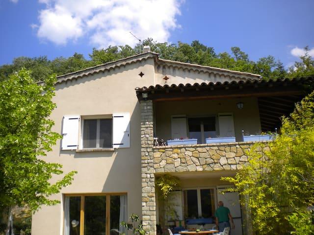 Accommodation in Drôme Provençale - Dieulefit - Apartmen