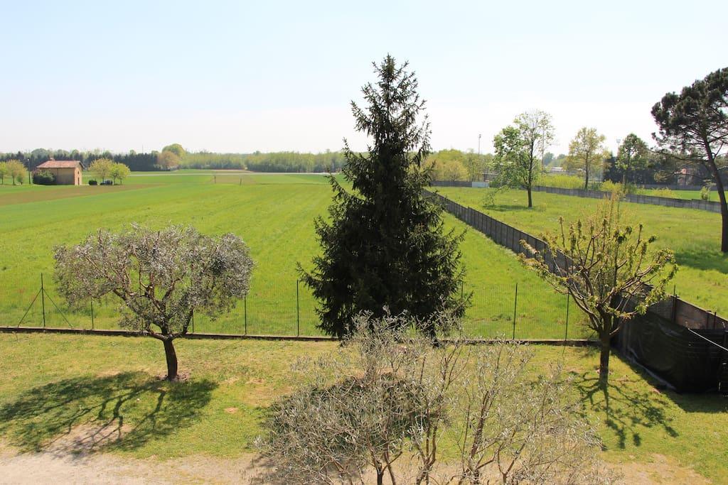 Giardino privato: goditi la natura e rilassati