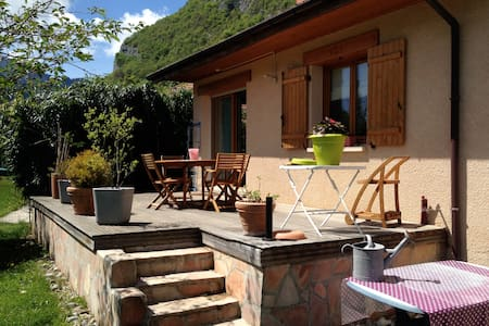 jolie chambre près du lac d'Annecy - Faverges - Rumah