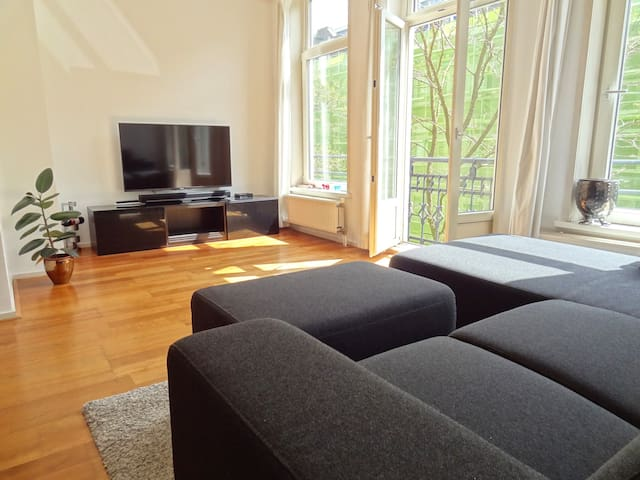 Private apartment near Vondelpark - Amsterdam - Huoneisto