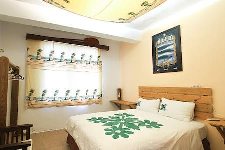 Private Room for 4-person 4人套房 - Manzhou Township - Hus