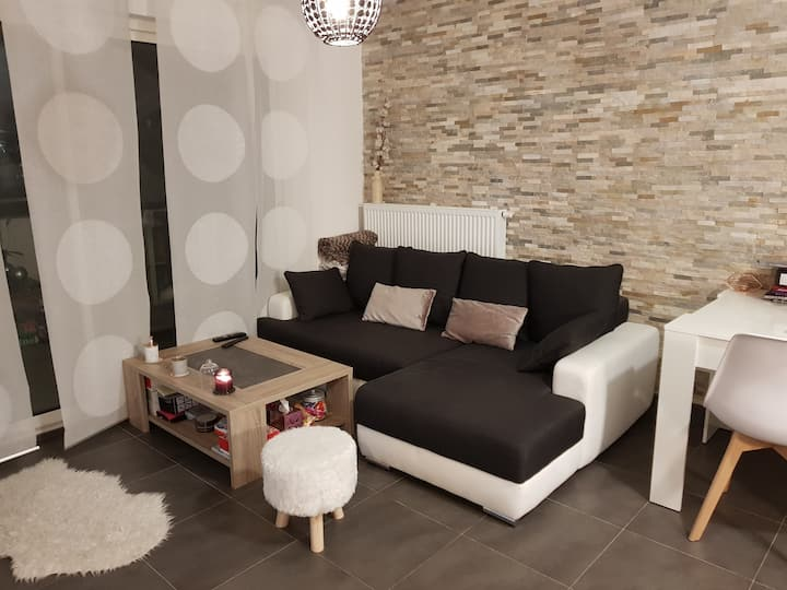 appartements T2
