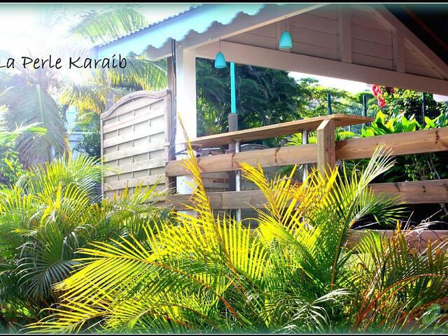 Bungalow La Perle Karaib