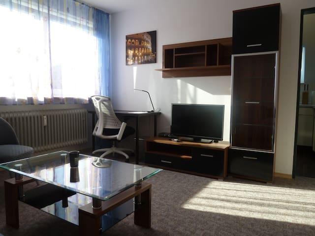 Voll möbliertes 1-Zimmer Apartment - Pentling-Großberg