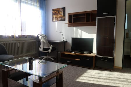 Voll möbliertes 1-Zimmer Apartment - Apartment