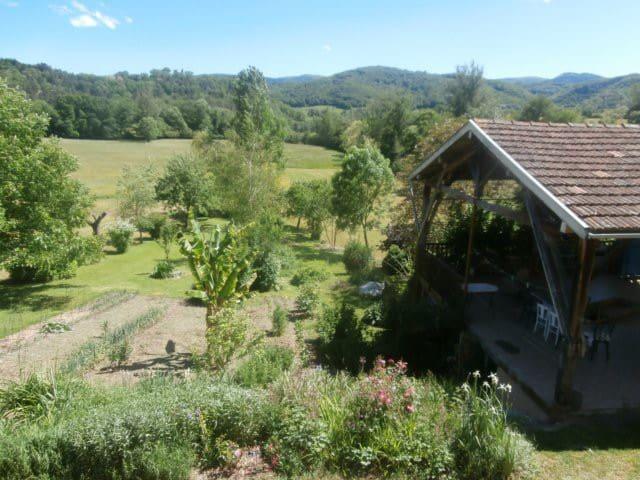 maison au pied des pyrénées - La Bastide-de-Sérou - Ev