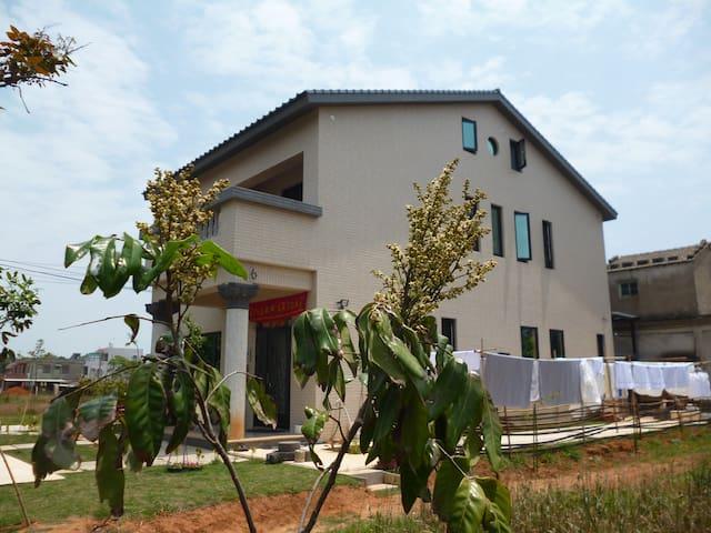 全新建築,獨立套房,私有陽台,toto衛浴,大金冷氣,獨立筒床墊 - 金門 - Dom