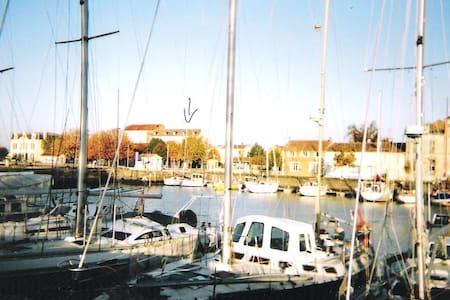 Résidence sur le Port de Mortagne sur Gironde - Mortagne-sur-Gironde - Lakás