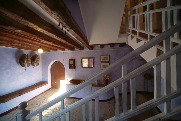"""""""El Capricho de Nieves"""", un lugar para descansar. - Laspuña - Гестхаус"""