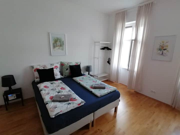 Small flat close to the City Center