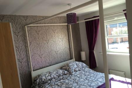 Quiet Double Room - Aylesbury