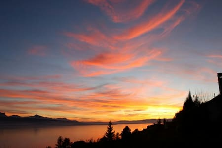 Minuit Soleil Room in the Lavaux! - Villa
