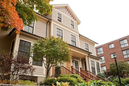 Room, cozy Harvard Square apartment - Cambridge - Apartment