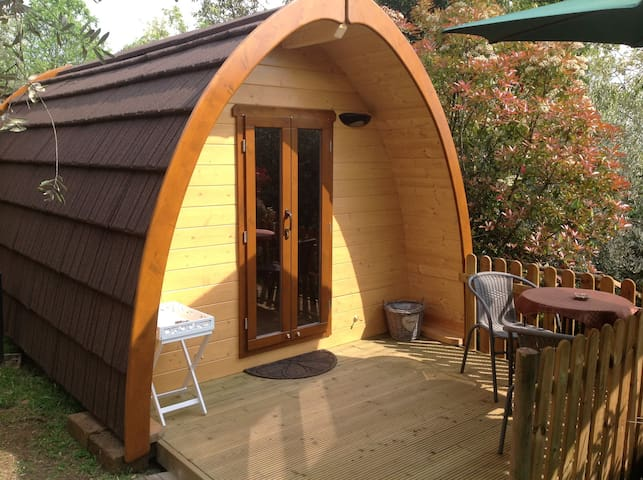Igloo Mobil Home Lake Garda