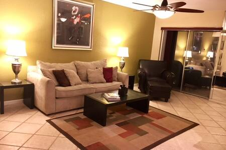 Comfortable apartment in quiet area - Osakehuoneisto