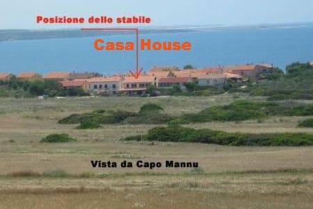 capo mannu 150 meters sea surfpoint - San Vero Milis