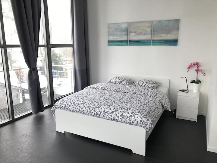 Spacious Room w/Balcony*close to Esch/Belval