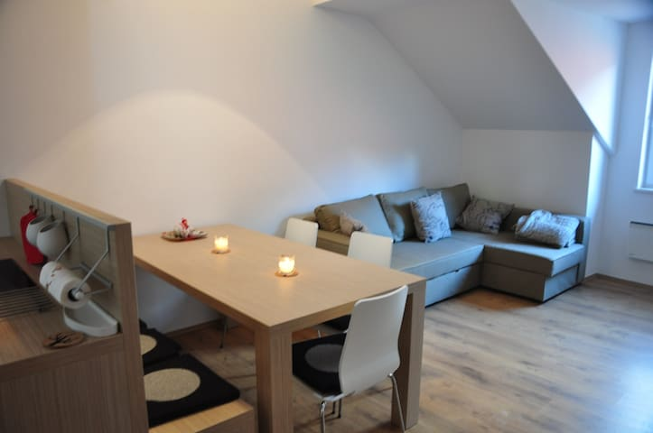 Mansard Apartment Bovec