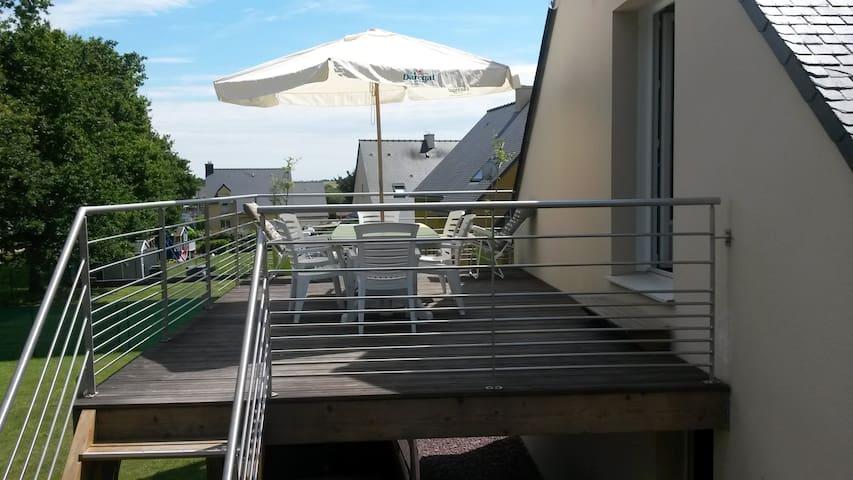 Les landes de Gurwan - Campénéac - Apartment