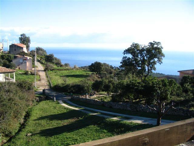 studio vue sur mer - Sari-Solenzara - บ้าน