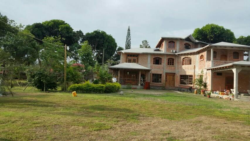 Casa tipo quinta