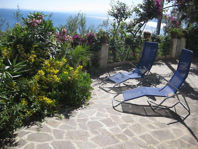 Schmucke Wohnung mit grandioser Meersicht - San Giorgio
