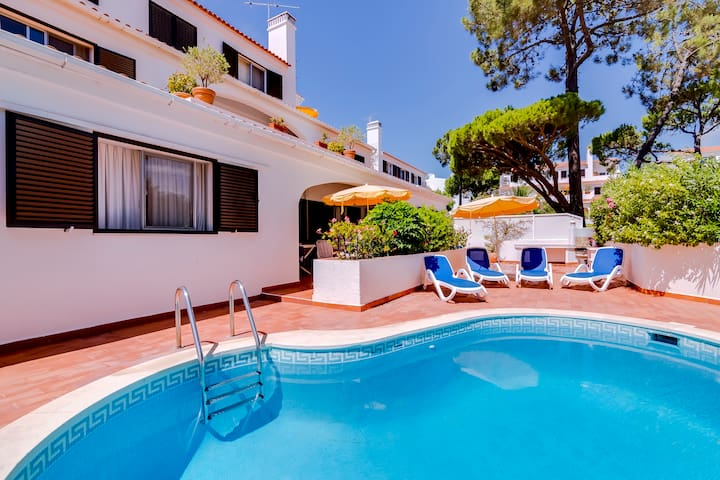 Vale do Lobo Lovely - House With Pool