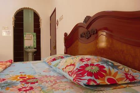 Ras al Hadd Guesthouse, Room 3