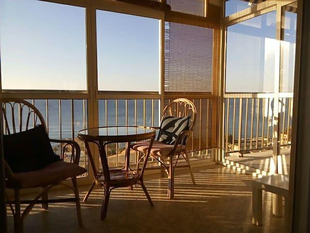 Apartamento en el mar frente a la isla de Tabarca - Santa Pola - Appartement