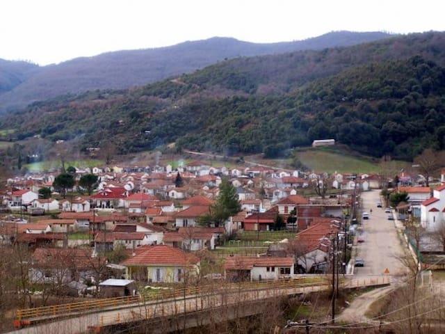 Θέα από το χωρίο