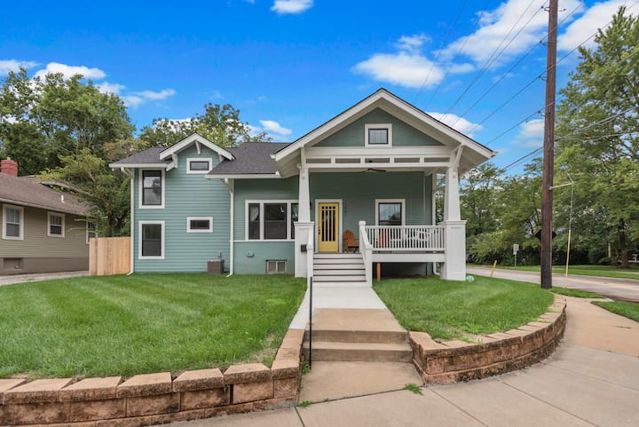 Beautiful Remodeled Craftsman Home