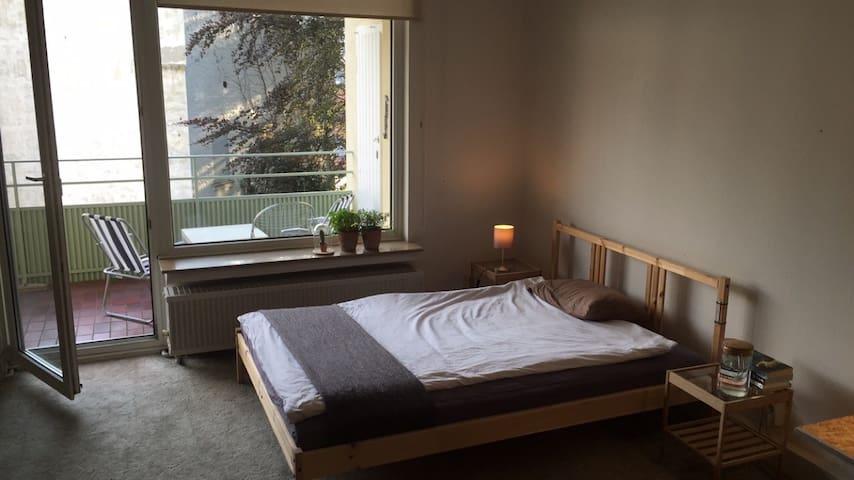 Cozy room in Aachener Hip-Viertel - Aachen - Lägenhet