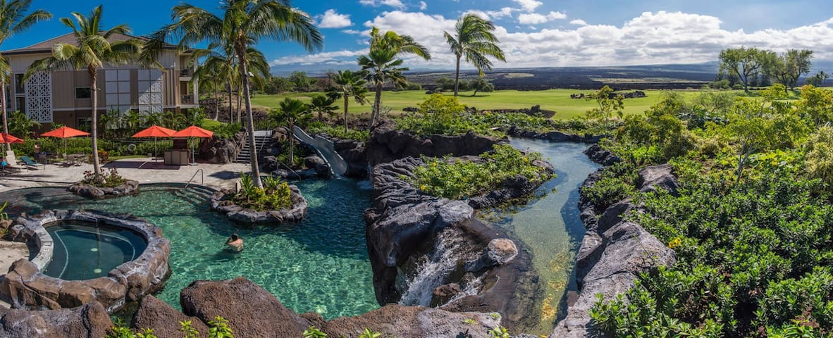 CHRISTMAS ON THE BIG ISLAND   HILTON KINGS LAND