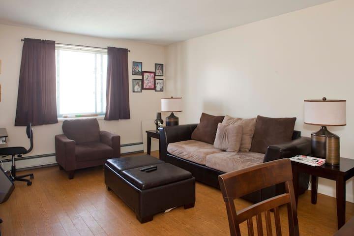 Private room in a peaceful home ❤ - Nova York - Apartamento