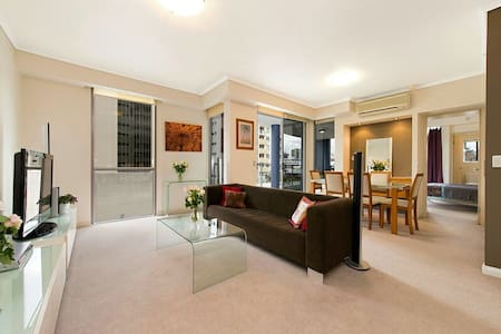 Stunning 2B in the heart of the CBD - Brisbane - Pis
