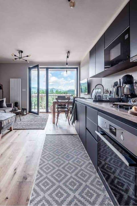 Cozy apartment at most beautiful Brčalnik