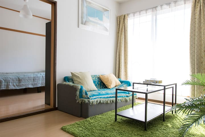 Between the town and country. - Maebashi-shi - Apartament