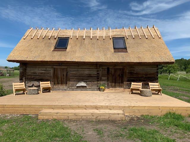 Jaagu-Mihkli Muhu Island Barn room for two