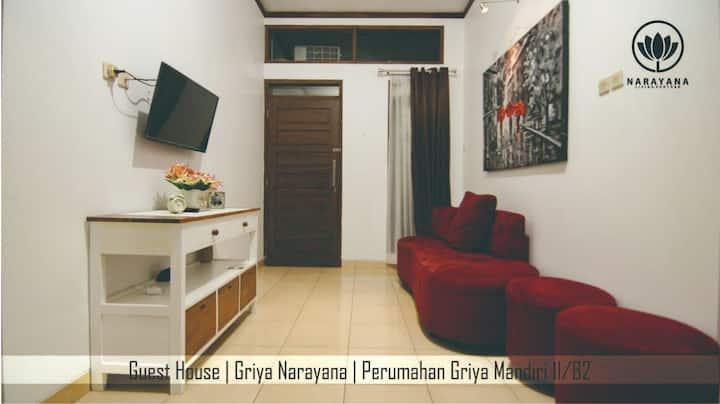 GRIYA NARAYANA GUEST HOUSE YOGYAKARTA