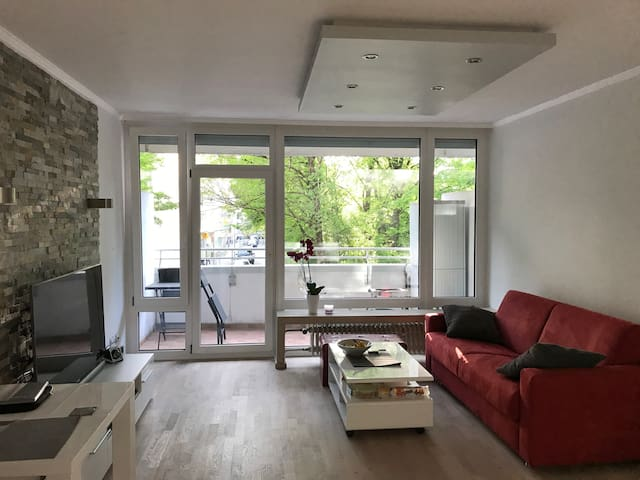 Luxury apartment near Oktoberfest and Nymphenburg