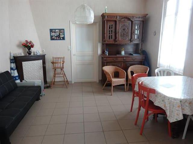Jolie maison typiquement vendeenne - La Faute-sur-Mer - Haus
