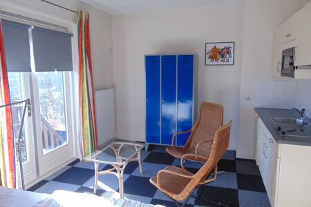 villa flore 2persoons appartement - Bergen aan Zee - Condomínio
